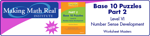Number 4 Worksheets For Preschool Excel Making Math Real Instructional Materials  Making Math Real Mineral Mania Worksheet Answer Key Pdf with Time O Clock Worksheets Making Math Real Is Pleased To Announce The Second Part Of The Extended  Series Of Number Sense Development Books Level Vi Of The Base  Puzzles Free Adjective Worksheets Excel